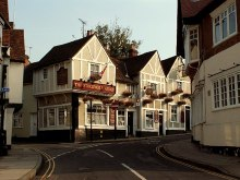 Colchester, The Stockwell Arms, Essex © Robert Edwards